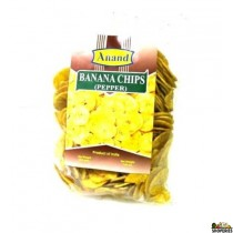 Anand Banana Chips (Pepper) 14 oz