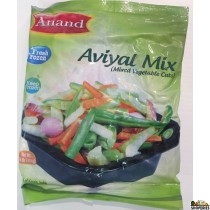 Anand Aviyal Mix (Frozen) - 1 lb