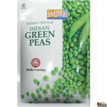 Ashoka Indian Green Peas (Frozen) - 310gm