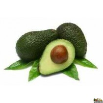 Jumbo Green Avocados - 1 count