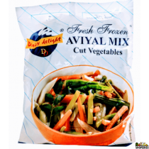 Daily Delight Aviyal Mix 1/lb