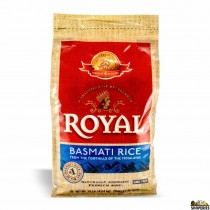 Royal Basmati Rice - 10 lb