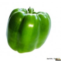 Bell Pepper Green Large - 1 count