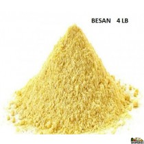 Besan Flour - 4 lb