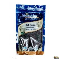 Dwaraka Organic Mustard Seeds 7 oz