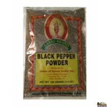 Laxmi black pepper powder - 3.5 Oz