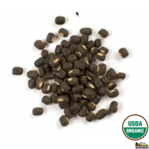 Organic Urad Whole (Black) - 2 LB