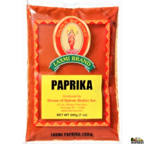 Laxmi Paprika Powder 7 Oz