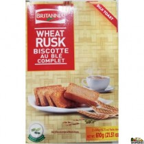 Britannia Wheat Rusk - 21.51 Oz