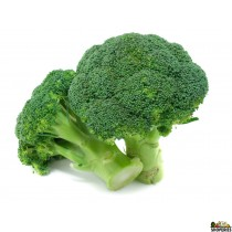 organic Broccoli (1 bunch)