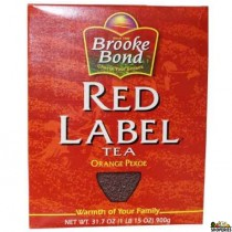Brooke bond Red Label Tea loose - 450g