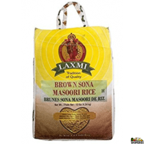 Laxmi Brown Son Masouri Rice - 10 lb