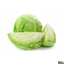 Organic Cabbage - 1 head (2.5 lb)