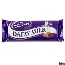 Cadbury Dairy Milk Chocolate - 110g