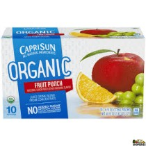 Caprisun fruit punch