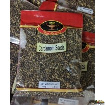 Deep black cardamom Seeds - 3.5 oz