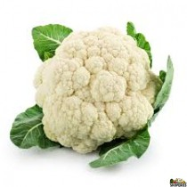 Cauliflower - 1 large head