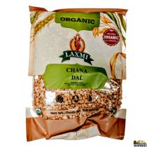 ORGANIC Laxmi Chana Dal - 2 lb
