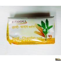 Patanjali Haldi Chandan Kanti Soap