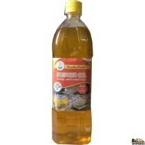Shastha Cold Pressed Sesame/Gingelly Oil - 1 Litre