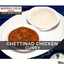 Madras Dosa Corner Chettinad Chicken Curry