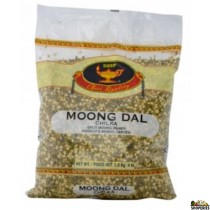 Green Moong Dal Split (chilka) - 2 lb