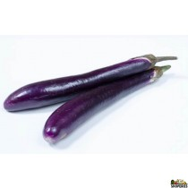 Chinese eggplant - 1 count