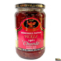 Deep Chundo Shredded Mango Pickle 12.3 Oz