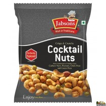 Jabsons Cocktail Nuts 120g (2 Count)