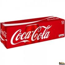 Coca Cola 12 Cans