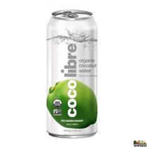 Coco libre Organic Coconut Water  - 15 fl Oz