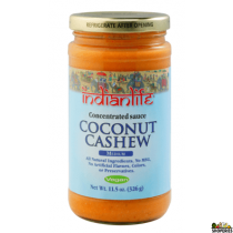 Indianlife Coconut Cashew Sauce - 11.05 oz