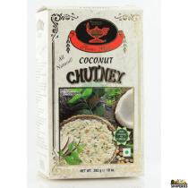 Deep Frozen Coconut Chutney - 10 Oz