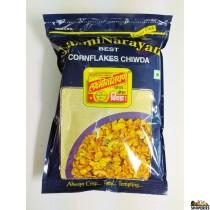 Laxmi Narayanan Cornflakes Chewda 14 Oz