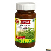 Priya Corriander Pickle - 300g