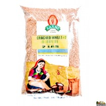 Laxmi Bulgar/ Cracked Wheat (#2) - 2 lb