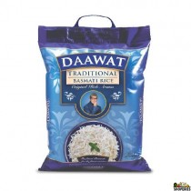 Daawat Blue Traditional Basmati Rice - 10 Lb