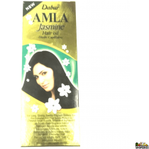 Dabur Amla Jasmine Hair Oil - 7 oz