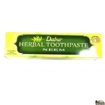 Dabur Neem Herbal Toothpaste 3.5 OZ (100ML)