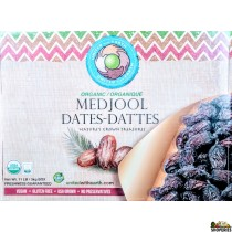 USDA Organic Medjool Dates - 11 lb (Pre-order)