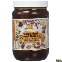 Joy Tamarind Date Chutney - 32 oz (Big)