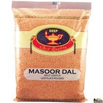 Masoor Dal - 2 lb