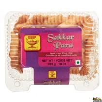 Deep Sweet Crispy Sakkarpara 283g