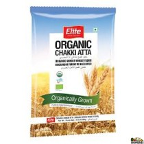 Elite Organic Chakki Atta - 10 lbs