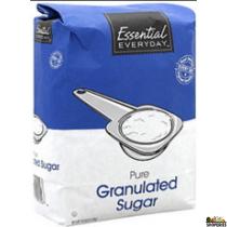 Everyday Essential pure granulated cane Sugar - 10 lb