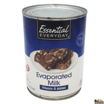 Everyday Essential Evaporated Milk - 12 oz
