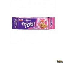 Parle Hide & Seek Fab cracker strawberry biscuits - 112g