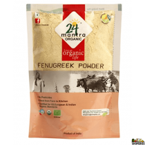 Organic Methi Powder 7 oz