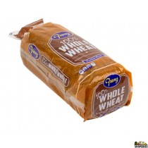 Franz 100% Whole Wheat Bread - Big Horn Valley 24 Oz
