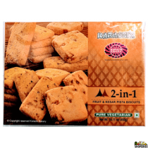 Karachi Bakery Fruit & Kesar Pista Biscuits 400g